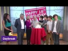 One Direction Sneezing (All 5 Boys)
