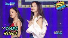 [Comeback Stage] T-ARA - Reload, 티아라 - 리로드 Show Music core 20170617