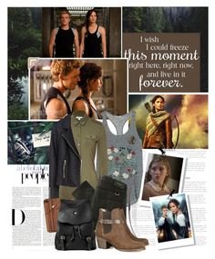 """""""Catching Fire"""" by bittersweet89 ❤ liked on Polyvore featuring Grace, Acne Studios, Burberry, Toast, Belstaff, Bill Amberg, rag & bone and Paperself"""