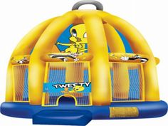 Buy cheap and high-quality Tweety Cage Jump. On this product details page, you can find best and discount Inflatable Bouncers for sale in 365inflatable.com.au