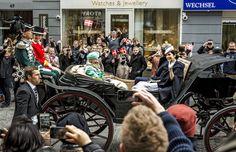 Queen Margrethe of Denmark 75th birthday celebration day 2 4/16/2015