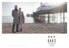 Our new advertising campaign for Daks starring Leah and Paul Weller. Design, Concept and Art Direction by Paul Barry Design + Art Direction. Paul Weller, Northern Soul, Fashion Articles, One And Only, British Style, Outlander, Art Direction, New Work, Brighton