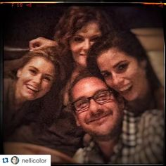 #Repost @nellicolor with @repostapp. ・・・ This is one way to celebrate a wrap on @deviousmaids @therealanaortiz @rebeccawisocky @brianna_lynn_brown @hankwilliamsnyc