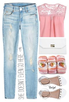"""""""hey you don't have to be so hard on yourself, you're doing your best 💕"""" by exco ❤ liked on Polyvore featuring True Religion, Boohoo, clean, organized and rosegal"""