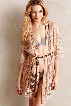 Toulon Robe #anthrofave