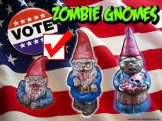 Vote for your favorite Zombie Garden Gnome from ZombieGnomes.net and enter to win a set of all three! Visit http://www.zombiegift.com/zombie-blog/zombiegnomes-net-zombie-garden-gnome-giveaway-cast-your-vote-and-enter-to-win-a-set-of-three-zombie-garden-gnomes/ for full details! (Entry period ends 11/7/2012 at 11:59pm EST)