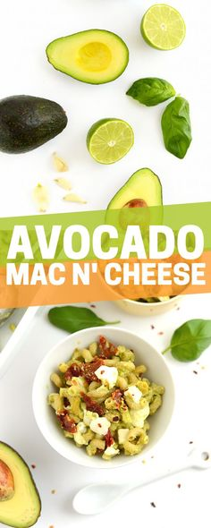 Don't let the green color scare you. This avocado mac and cheese recipe is a bowl of creamy goodness that outshines a box of Kraft any day! The avocado adds a dose of healthy fat while the sun-dried tomatoes add an extra pop of flavor. Your kids will be asking for seconds, and you can actually feel good about refilling their bowl.