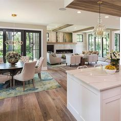 + 42 If You Read Nothing Else Today, Read This Report On Model Home Decorating Staging Interior Design 15 Home Decor Kitchen, Kitchen Living, Home Living Room, Living Room Designs, Living Room Decor, Kitchen Ideas, Home Design, Küchen Design, Home Interior Design