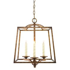Athena Grecian Gold Three Light Pendant Golden Lighting Lantern Pendant Lighting Ceiling L $340