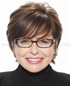 short hairstyles over 50