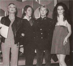 Nico - Mary Woronov - Andy Warhol - International Velvet  1966