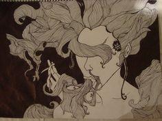 Brandon Boyd Inspiration 3 by ~razzthekid123 on deviantART
