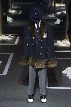 Male Fashion Trends  Thom Browne Fall Winter 2016 17 - Paris Fashion Week 562bb7acf69b