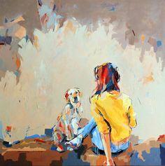 "Saatchi Art Artist Majid Eskandari's figurative painting ""Untitled - A/14"" #art | See more new original art added this week http://www.saatchiart.com/art-collection/Painting-Sculpture-Printmaking/New-This-Week-12-7-2015/153961/121089/view"