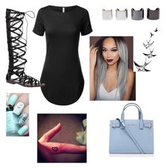 Casual pt.45 by paigencudd-1 on Polyvore featuring polyvore, fashion, style, Steve Madden, Kurt Geiger, Luv Aj and clothing