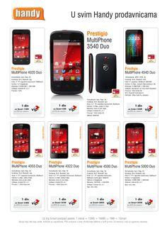 Prestigio MultiPhone VIP