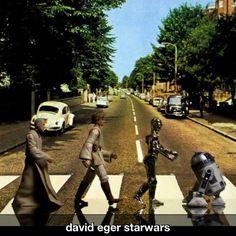 star wars walk