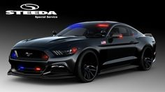 2016 Steeda Ford Mustang Police Interceptor