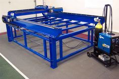 Home-Built CNC Router, by J. Bui | by MillerWelds.com