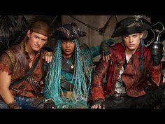 Disney's Descendants 2 Movie - A New Villain is on Set - Disney Channel Original Movie - YouTube