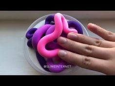 Clay Slime - Most Satisfying Slime ASMR ! Clay slime,Slime mixing,Clay mixing,slime baff Satisfying slime asmr,Slime Thank you for Wathing video credits: ht. Diy Crafts Slime, Slime Craft, Oddly Satisfying Videos, Most Satisfying, Avalanche Slime, Youtube Slime, Pretty Slime, Slimy Slime, Slime Vids