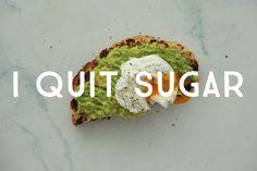 TRENDING: Cauliflower toast via @iquitsugar