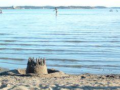 Sand castle   Flickr - Photo Sharing!