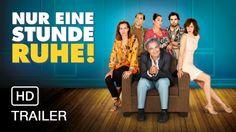 NUR EINE STUNDE RUHE - Trailer (HD) - ab 16.4.15 im Kino Monsieur Claude, Comedy, Florian, Star Wars, Movie, Storyboard, Film Director, Cinema, Music