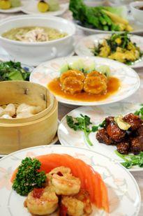 青森国際ホテル「吉慶 きちゅん」2012.7ディナー 北京のおもてなし料理