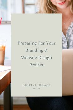 Tweaking your brand design to help you better attract your ideal clients is one of the best investments you can make. Here's how you can prepare for your branding and/or website design project. #WebsiteDesignTips #BrandingDesignTips