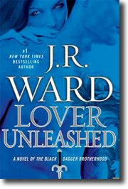 J.R. Ward Lover Unleased