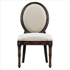 European Farmhouse - Million Stars Side Chair in Terrain - 018-11-61 - dining room  - Stanley Furniture