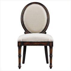 European Farmhouse - Million Stars Side Chair in Terrain - 018-11-61 - dining room  - Stanley Furniture
