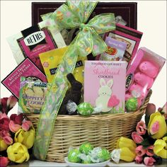 Easter present for boys 2014 sometimes its hard to think about the divine easter chocolate sweets gift basket is an ideal way to send springtime wishes negle Choice Image