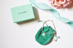 tiffany bracelet, heart blue, www.thefashiondiamonds.com