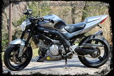 Congratulations Trickniner, December 2014 SV of the Month! - Suzuki SV650 Forum: SV650, SV1000, Gladius Forums