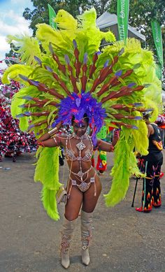Trinidad Carnival by Ken Shankar on 500px