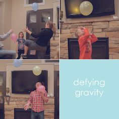 defying gravity - minute to win it games