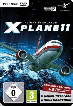 X-Plane 11  PC + MAC (4015918138994)