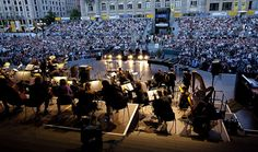 ღღ Classic Open Air am Gendarmenmarkt by visitBerlin, via Flickr
