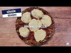 Brokkolipizza - YouTube Camembert Cheese, Muffin, The Creator, Breakfast, Food, Youtube, Morning Coffee, Essen, Muffins