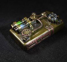 SteamPunk ZIPPO ~Karmenjariz                              …