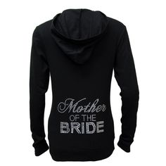 Mother of Bride/Groom Hoodie | #exclusivelyweddings | #motherofthebride