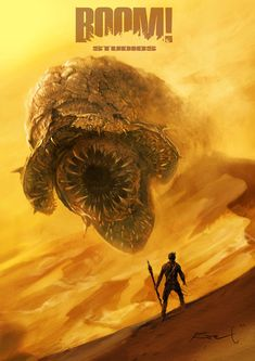 Dune concept art and illustrations, more through link Concept Art World, Environment Concept Art, Cthulhu, Cyberpunk, Aliens, Illustrations, Illustration Art, Dune Book, Dune Series