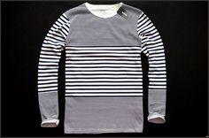 a lot of stripes < 3