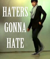 dancing bye korean asian haters haters gonna hate bye felicia trending #GIF on #Giphy via #IFTTT http://gph.is/21iMSUr