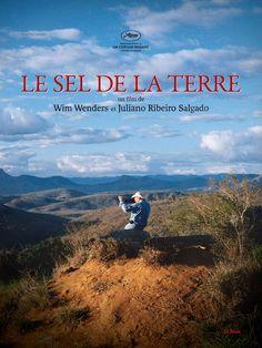 O Sal da Terra. Documentário franco-ítalo-brasileiro de 2014, dirigido por Wim Wenders e Juliano Salgado.