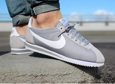 Chubster favourite ! - Coup de cœur du Chubster ! - shoes for men - chaussures pour homme - sneakers - boots - sneakershead - yeezy - sneakerspics - solecollector -sneakerslegends - sneakershoes - sneakershouts - Nike Cortez Nylon Wolf Grey post image