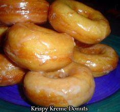 Krispy Kreme Donuts – TASTY EASY RECIPES