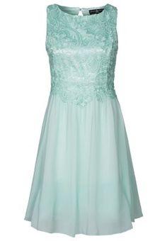 Edles Kleid in frischer Frühlingsfarbe. Little Mistress Cocktailkleid / festliches Kleid - seafoam für 69,95 € (21.09.14) versandkostenfrei bei Zalando bestellen.